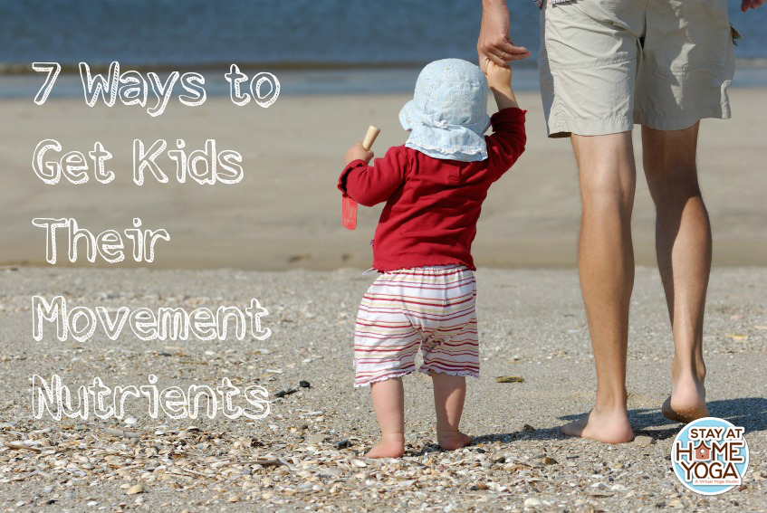7 Kids Movement Nutrients