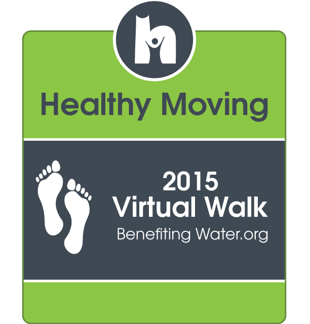 Join the Healthy Moving Community for a Virtual Walk in December!