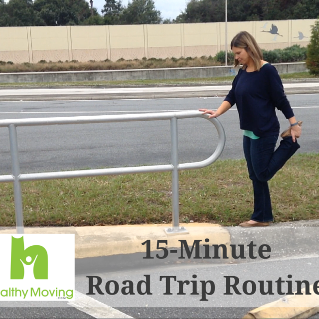 15-Minute Road Trip Routine