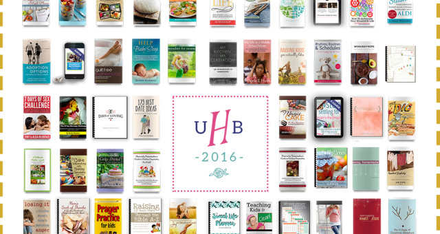 A Bundle of Help for Homemakers!