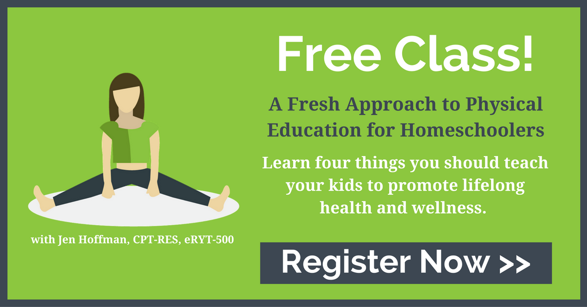 Free Class: Homeschool Physical Education