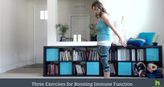 3 Exercises to Boost Immune Function