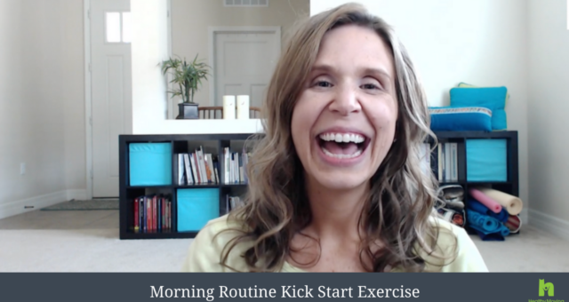 Morning Kick Start Exercise