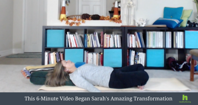 This 6-Minute Video Began Sarah's Amazing Transformation