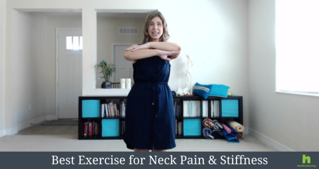 Best Exercise for Neck Pain & Stiffness