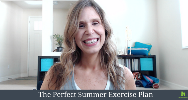 The Perfect Summer Exercise Plan